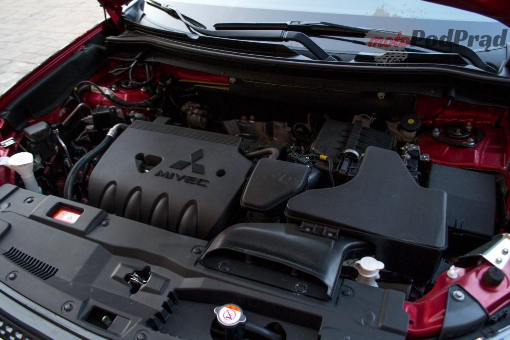 DSC 1564 1024x683 Test: Mitsubishi Outlander 2.0 MIVEC   poszukiwanie złotego środka