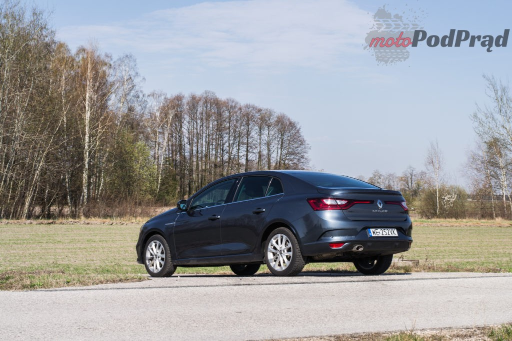 DSC 1579 1024x683 Test: Renault Megane GrandCoupe 1.3 TCe    już dość SUV ów!