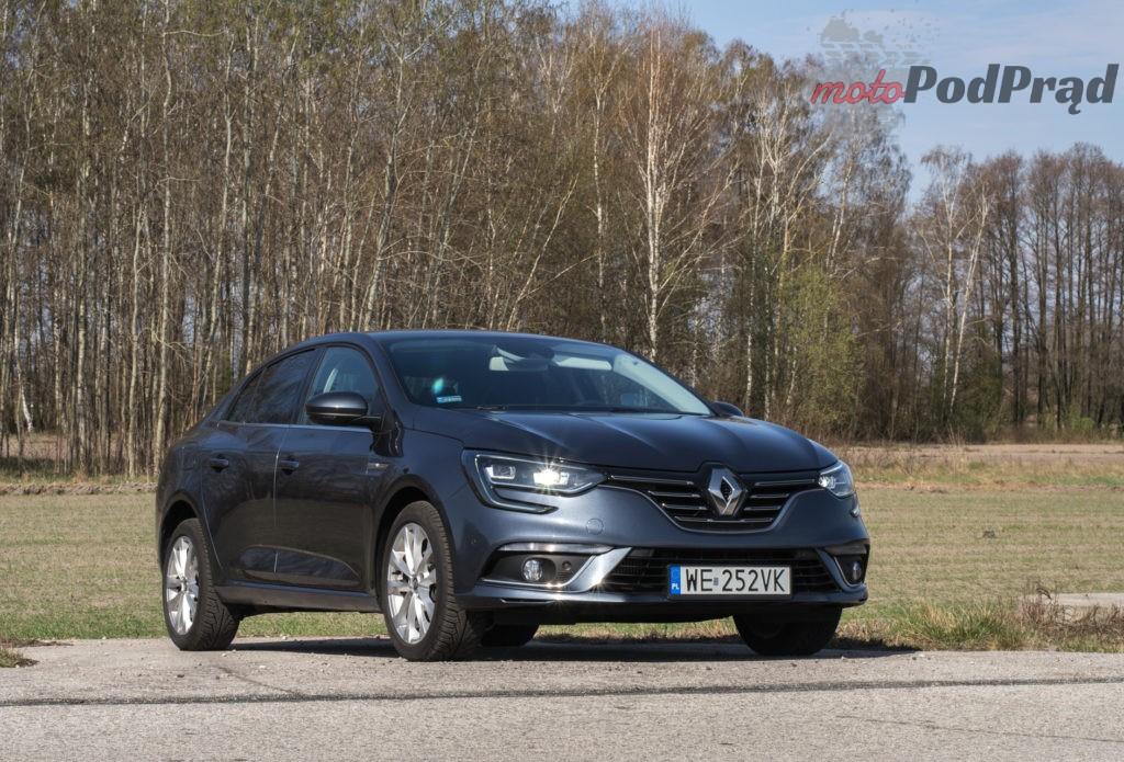 DSC 1588 1024x695 Test: Renault Megane GrandCoupe 1.3 TCe    już dość SUV ów!