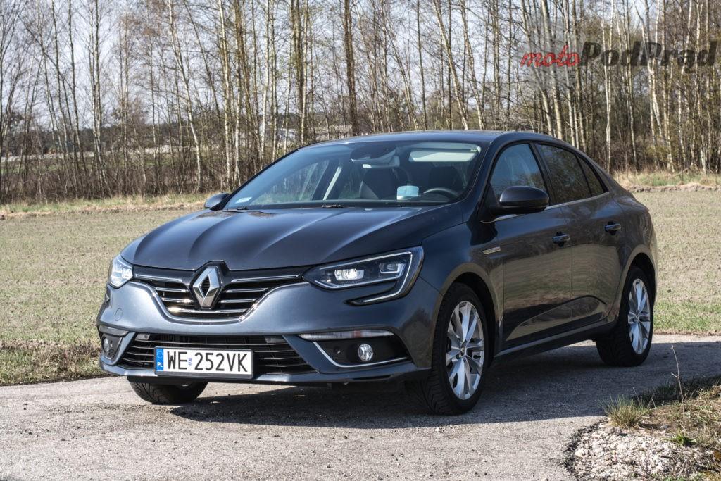 DSC 1593 1024x683 Test: Renault Megane GrandCoupe 1.3 TCe    już dość SUV ów!