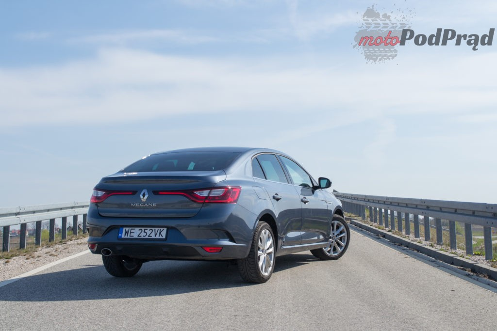 DSC 1613 1024x683 Test: Renault Megane GrandCoupe 1.3 TCe    już dość SUV ów!