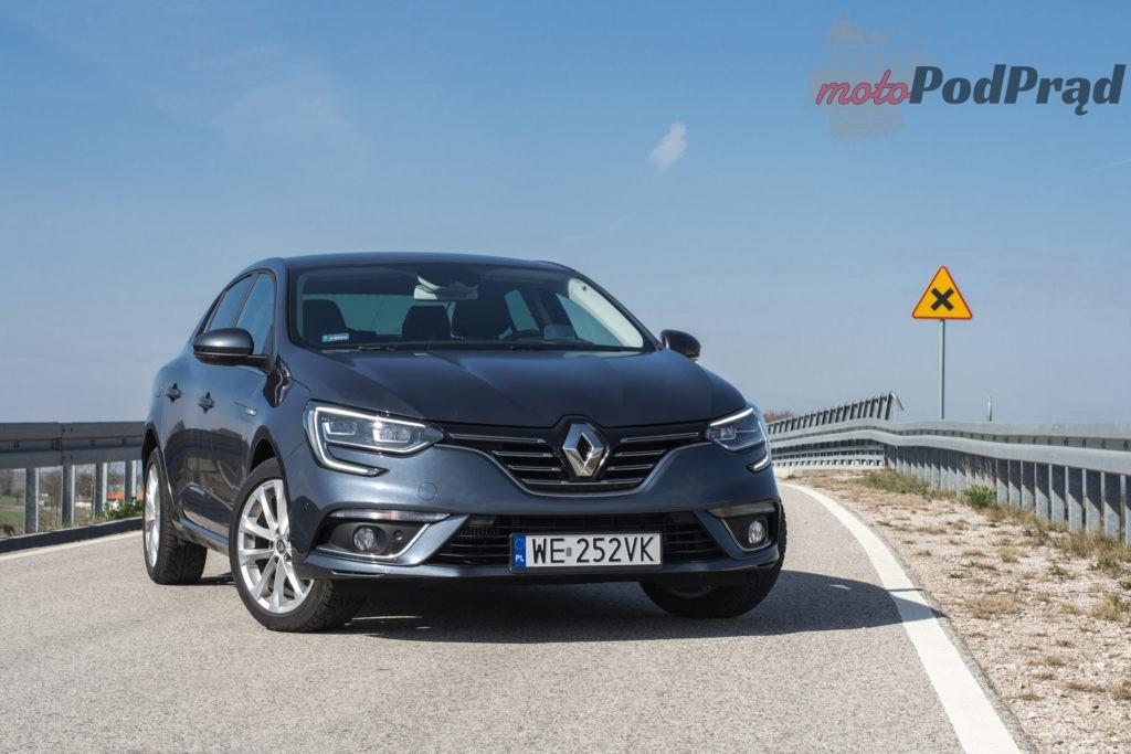 DSC 1624 1024x683 Test: Renault Megane GrandCoupe 1.3 TCe    już dość SUV ów!