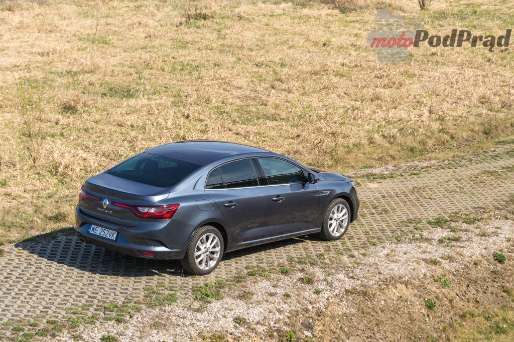 DSC 1633 1024x683 Test: Renault Megane GrandCoupe 1.3 TCe    już dość SUV ów!