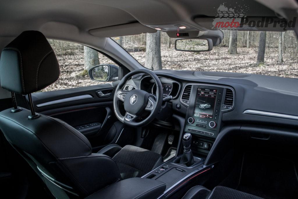 DSC 1639 1024x683 Test: Renault Megane GrandCoupe 1.3 TCe    już dość SUV ów!