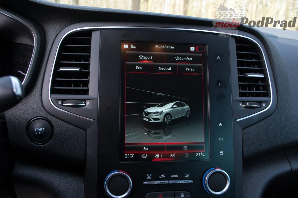 DSC 1643 1024x683 Test: Renault Megane GrandCoupe 1.3 TCe    już dość SUV ów!