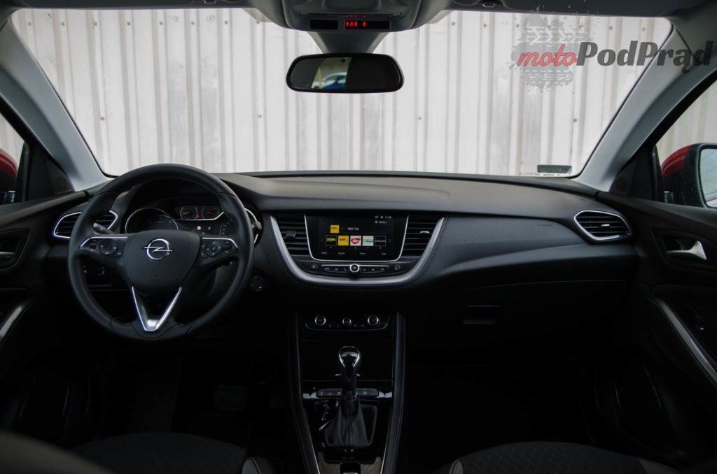 Opel Grandland 16 1024x678 Test: Opel Grandland X 1.5 Turbo D AT8 Elite – Crossover idealny?