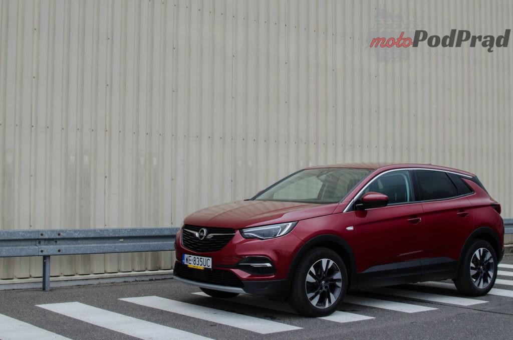 Opel Grandland 3 1024x678 Test: Opel Grandland X 1.5 Turbo D AT8 Elite – Crossover idealny?