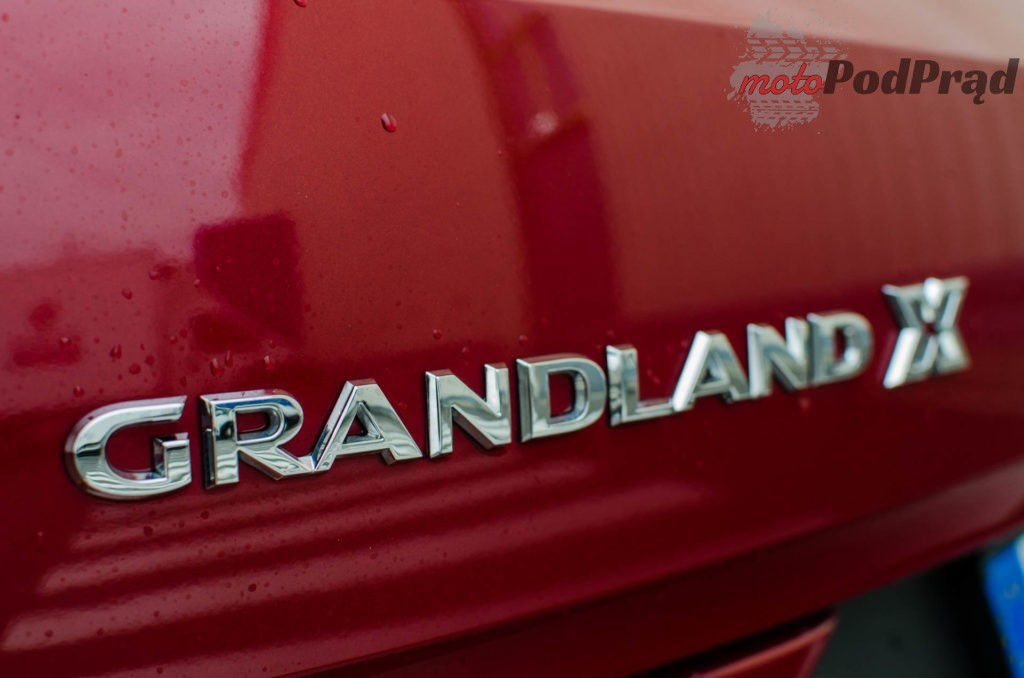 Opel Grandland 4 1024x678 Test: Opel Grandland X 1.5 Turbo D AT8 Elite – Crossover idealny?