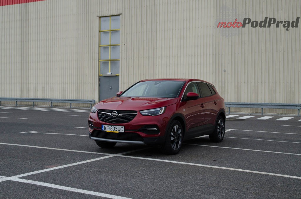 Opel Grandland 6 1024x678 Test: Opel Grandland X 1.5 Turbo D AT8 Elite – Crossover idealny?