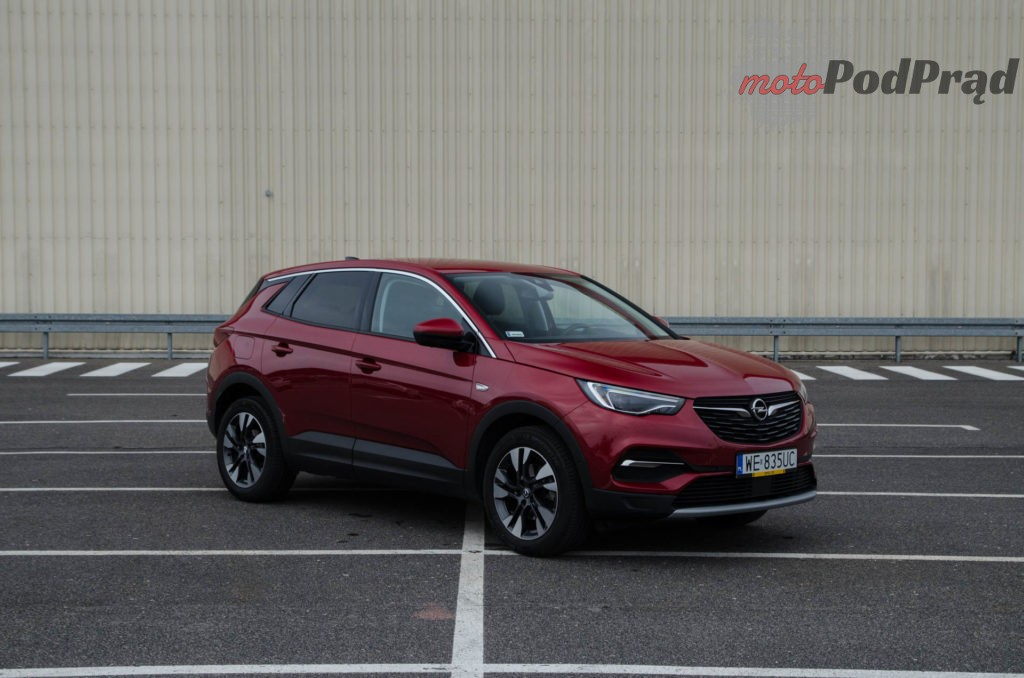 Opel Grandland 7 1024x678 Test: Opel Grandland X 1.5 Turbo D AT8 Elite – Crossover idealny?