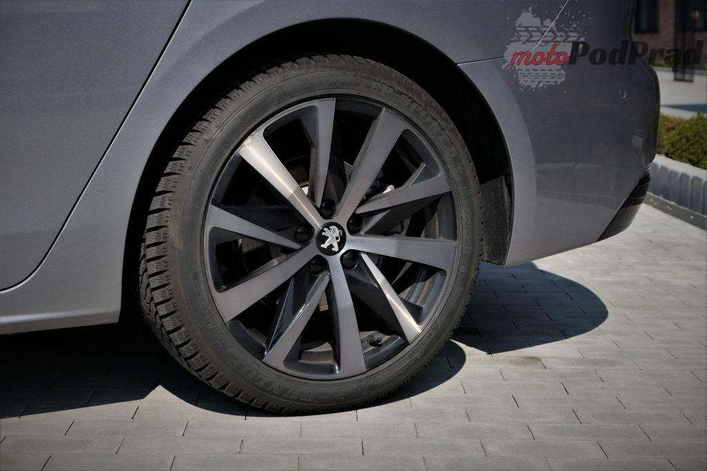 Peugeot 508 11 1024x683 Test: Peugeot 508 2.0 BlueHDI 160 KM   jeździ i wygląda