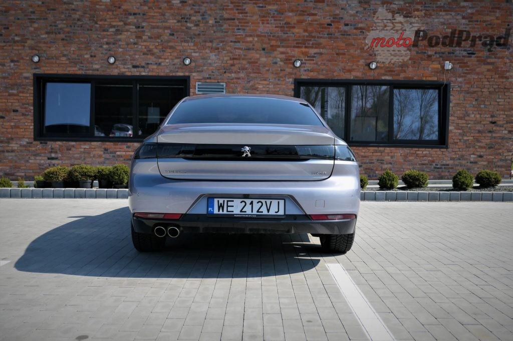 Peugeot 508 12 1024x682 Test: Peugeot 508 2.0 BlueHDI 160 KM   jeździ i wygląda