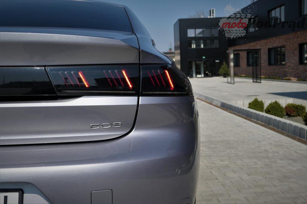 Peugeot 508 15 1024x683 Test: Peugeot 508 2.0 BlueHDI 160 KM   jeździ i wygląda
