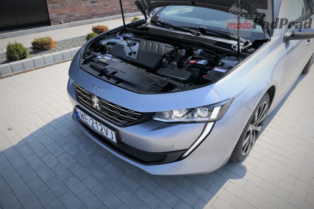 Peugeot 508 17 1024x683 Test: Peugeot 508 2.0 BlueHDI 160 KM   jeździ i wygląda