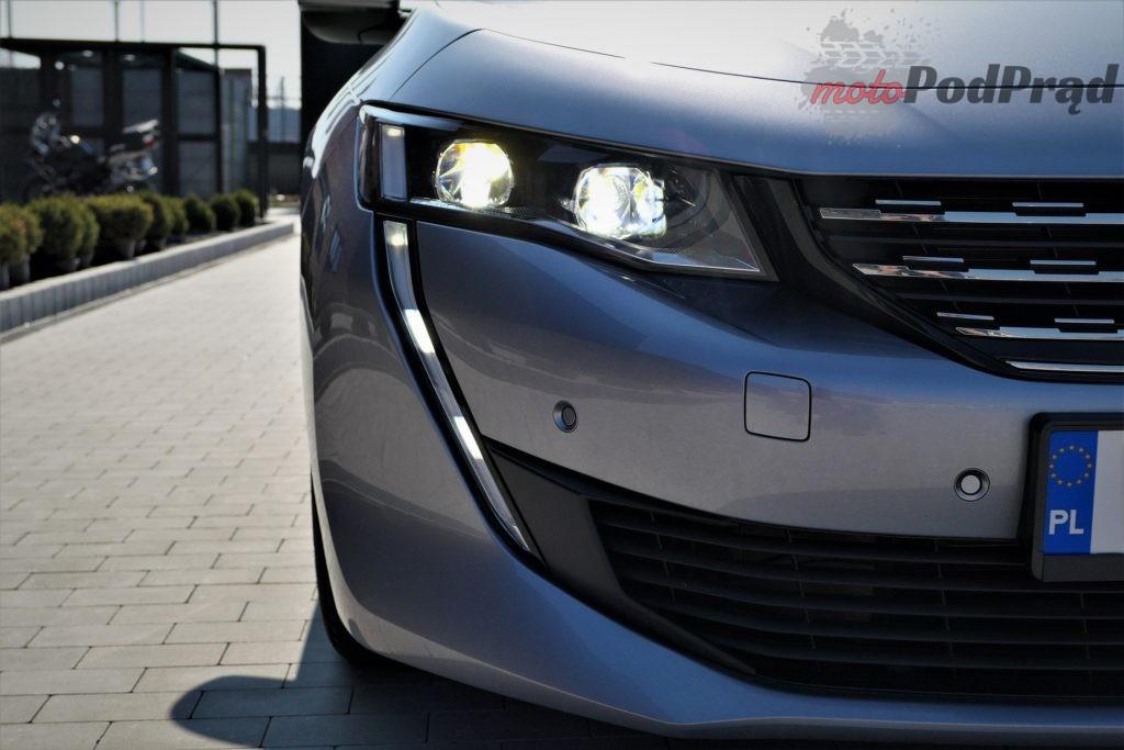 Peugeot 508 18 1024x683 Test: Peugeot 508 2.0 BlueHDI 160 KM   jeździ i wygląda