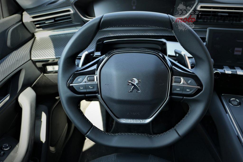 Peugeot 508 23 1024x683 Test: Peugeot 508 2.0 BlueHDI 160 KM   jeździ i wygląda