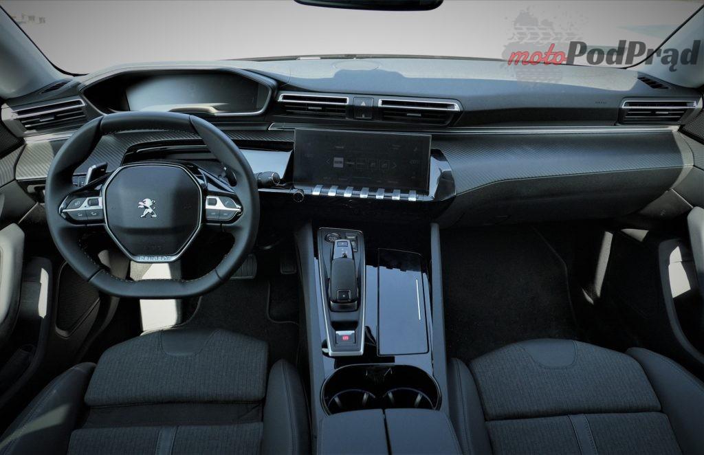 Peugeot 508 24 1024x662 Test: Peugeot 508 2.0 BlueHDI 160 KM   jeździ i wygląda