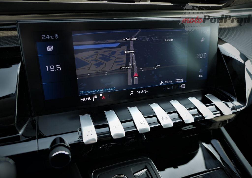 Peugeot 508 29 1024x722 Test: Peugeot 508 2.0 BlueHDI 160 KM   jeździ i wygląda