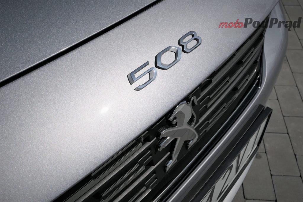 Peugeot 508 3 1024x683 Test: Peugeot 508 2.0 BlueHDI 160 KM   jeździ i wygląda