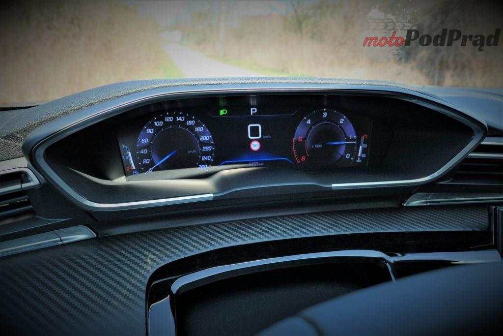 Peugeot 508 30 1024x683 Test: Peugeot 508 2.0 BlueHDI 160 KM   jeździ i wygląda