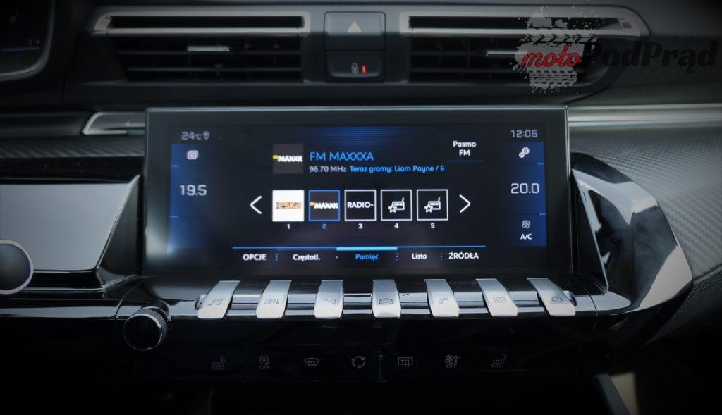 Peugeot 508 31 1024x589 Test: Peugeot 508 2.0 BlueHDI 160 KM   jeździ i wygląda