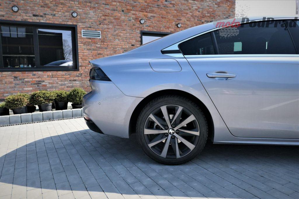 Peugeot 508 5 1024x683 Test: Peugeot 508 2.0 BlueHDI 160 KM   jeździ i wygląda