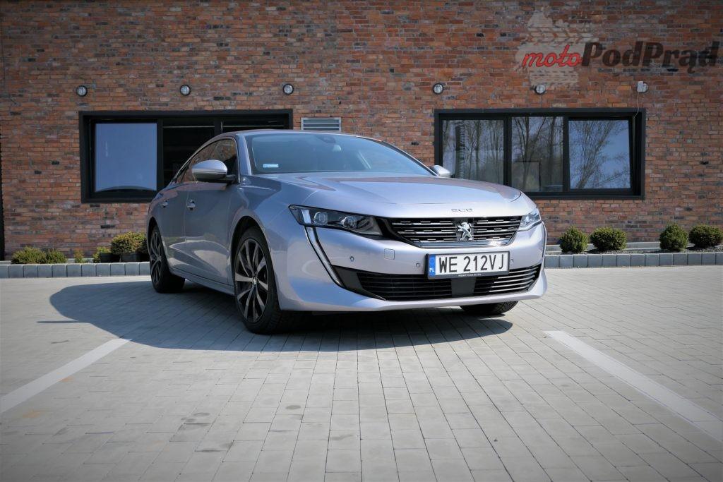 Peugeot 508 7 1024x683 Test: Peugeot 508 2.0 BlueHDI 160 KM   jeździ i wygląda