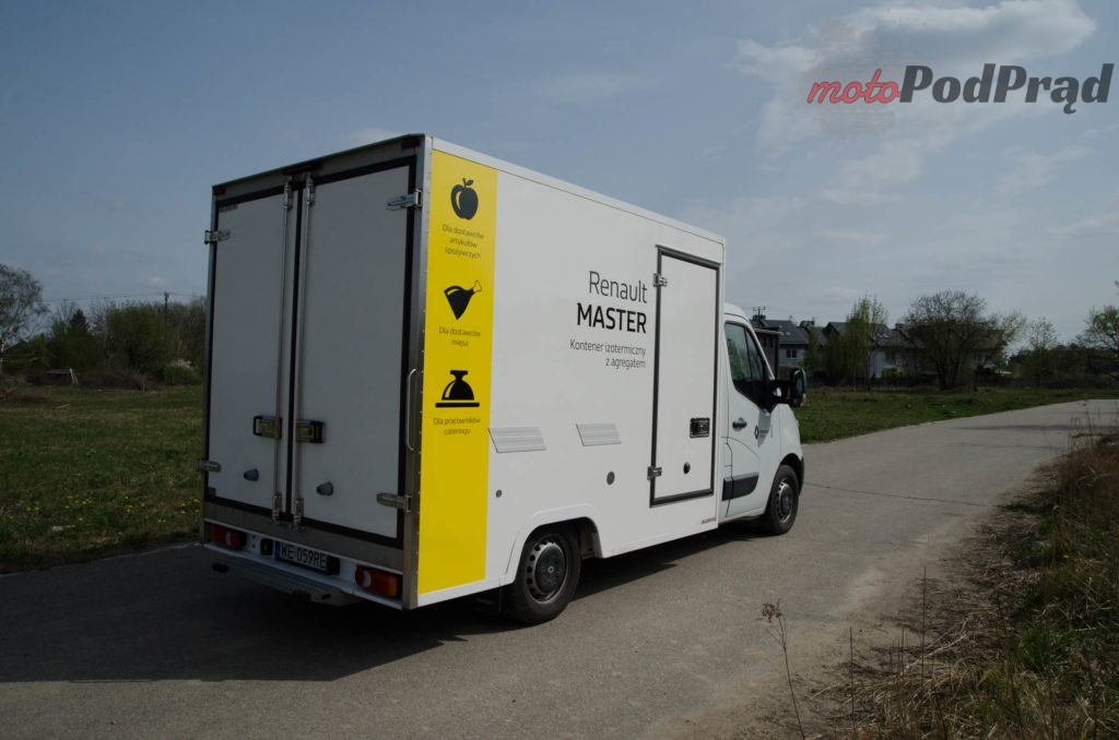Renault Master chlodnia 14 1024x678 Test: Renault Master Igloocar – wiosenne przymrozki