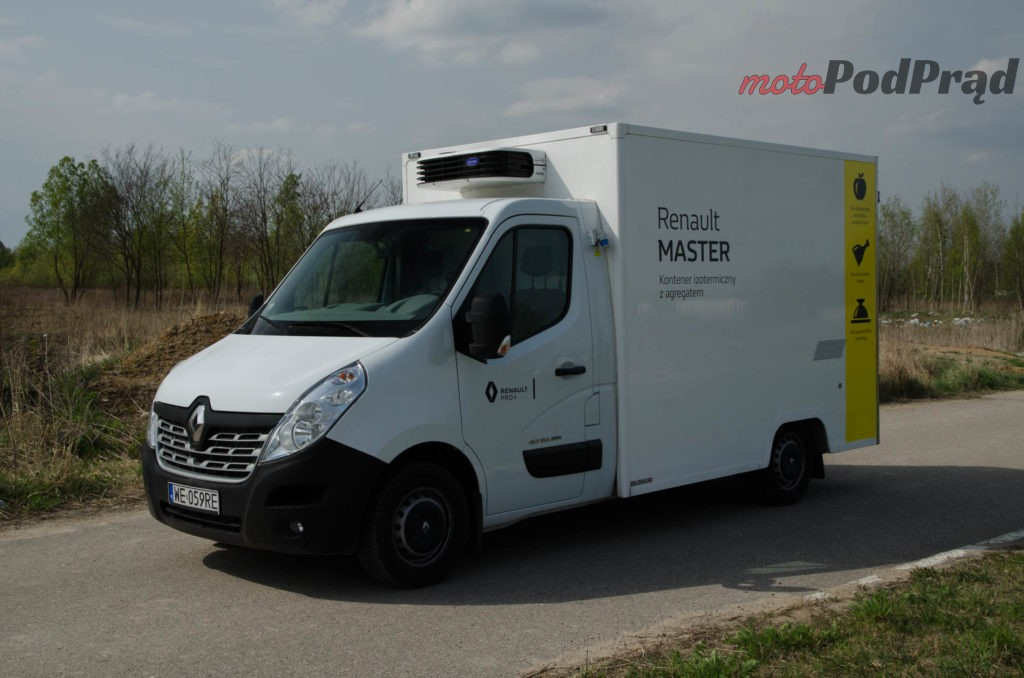 Renault Master chlodnia 16 1024x678 Test: Renault Master Igloocar – wiosenne przymrozki