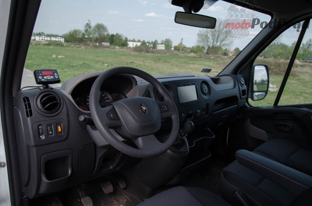 Renault Master chlodnia 18 1024x678 Test: Renault Master Igloocar – wiosenne przymrozki