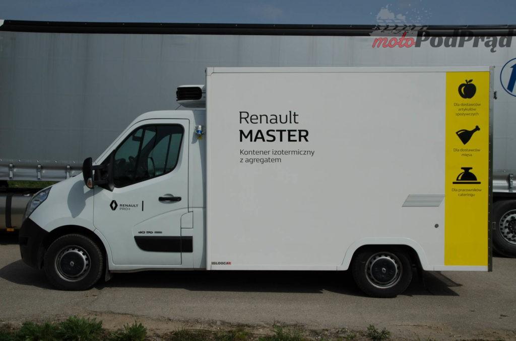 Renault Master chlodnia 8 1024x678 Test: Renault Master Igloocar – wiosenne przymrozki