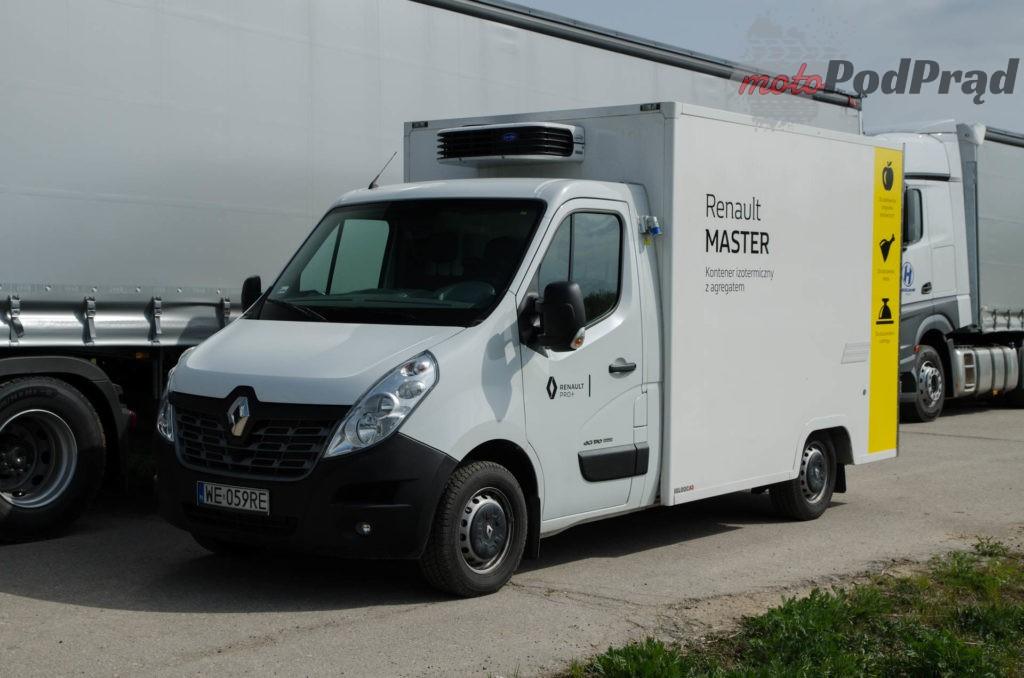 Renault Master chlodnia 9 1024x678 Test: Renault Master Igloocar – wiosenne przymrozki