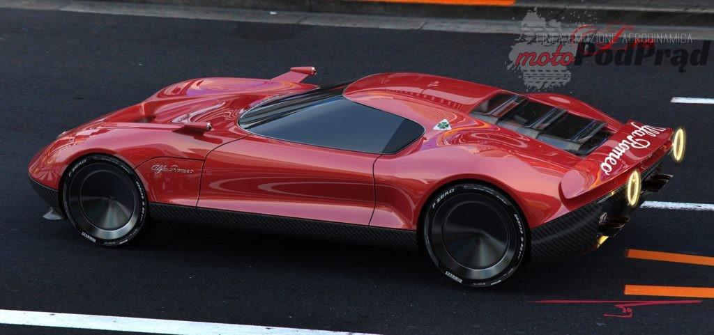 ar4 1024x481 Tak mogłaby wyglądać fajna Alfa Romeo