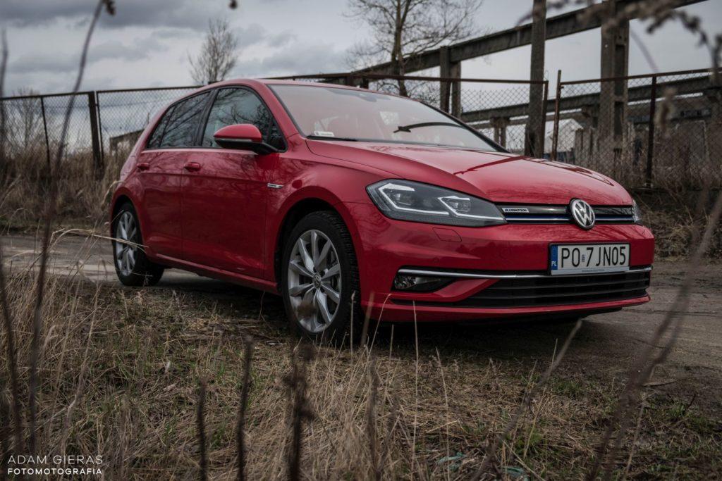 golf tsi 10 1024x683 Test: Volkswagen Golf 1.5 TSI 130 KM   kondycja króla nadal dobra?