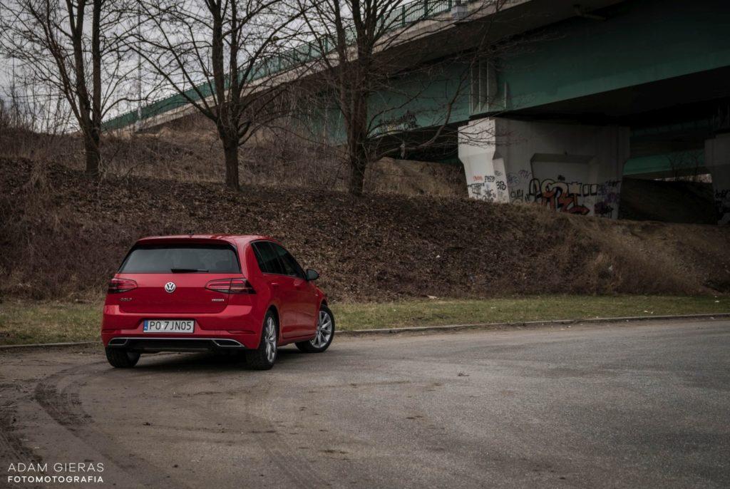 golf tsi 11 1024x686 Test: Volkswagen Golf 1.5 TSI 130 KM   kondycja króla nadal dobra?