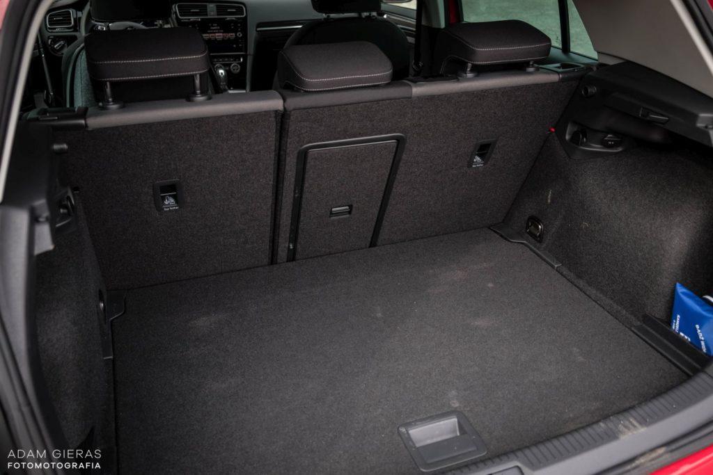 golf tsi 13 1024x683 Test: Volkswagen Golf 1.5 TSI 130 KM   kondycja króla nadal dobra?