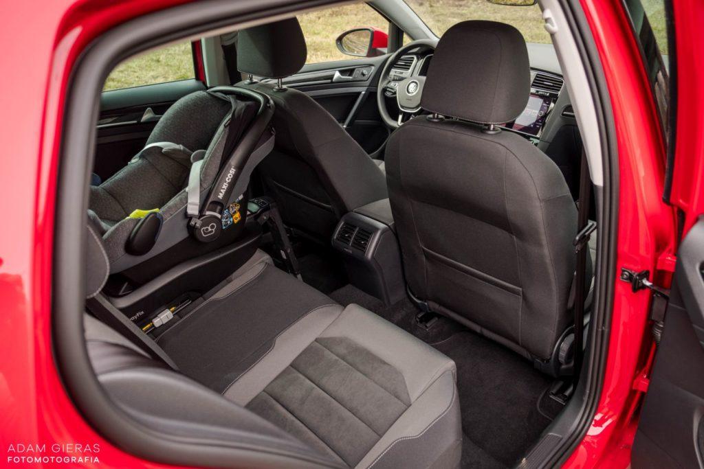 golf tsi 15 1024x683 Test: Volkswagen Golf 1.5 TSI 130 KM   kondycja króla nadal dobra?