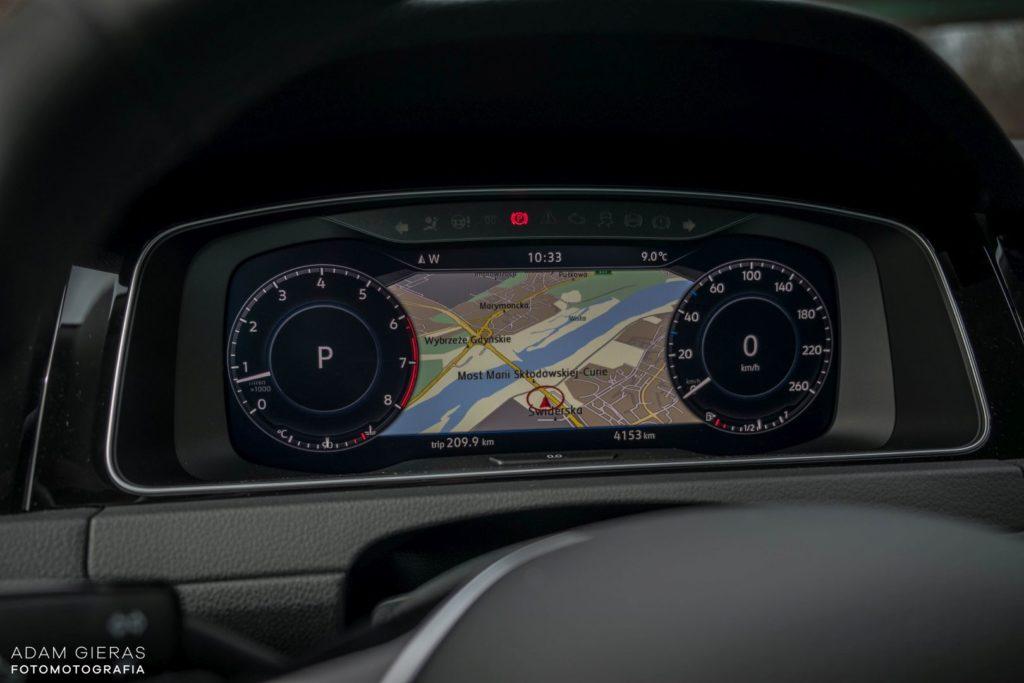 golf tsi 18 1024x683 Test: Volkswagen Golf 1.5 TSI 130 KM   kondycja króla nadal dobra?