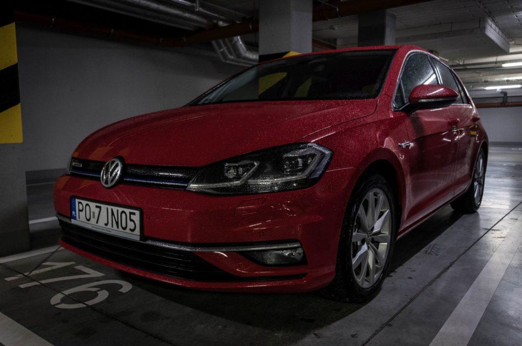 golf tsi 2 1024x679 Test: Volkswagen Golf 1.5 TSI 130 KM   kondycja króla nadal dobra?