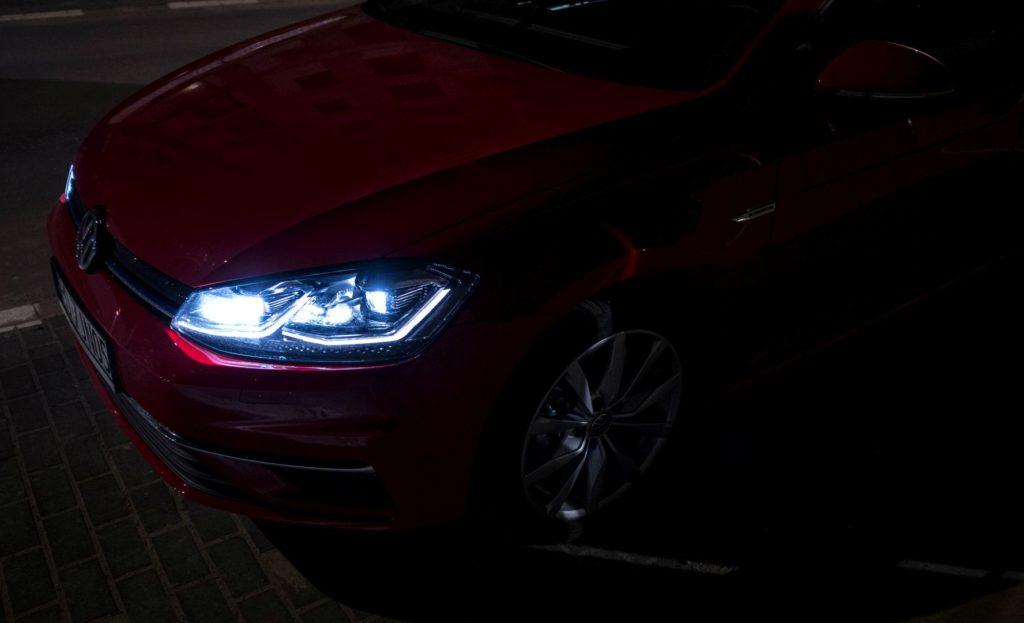 golf tsi 21 1024x623 Test: Volkswagen Golf 1.5 TSI 130 KM   kondycja króla nadal dobra?