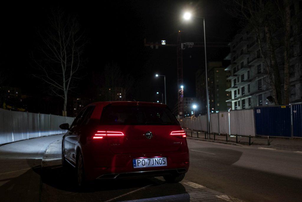 golf tsi 22 1024x686 Test: Volkswagen Golf 1.5 TSI 130 KM   kondycja króla nadal dobra?