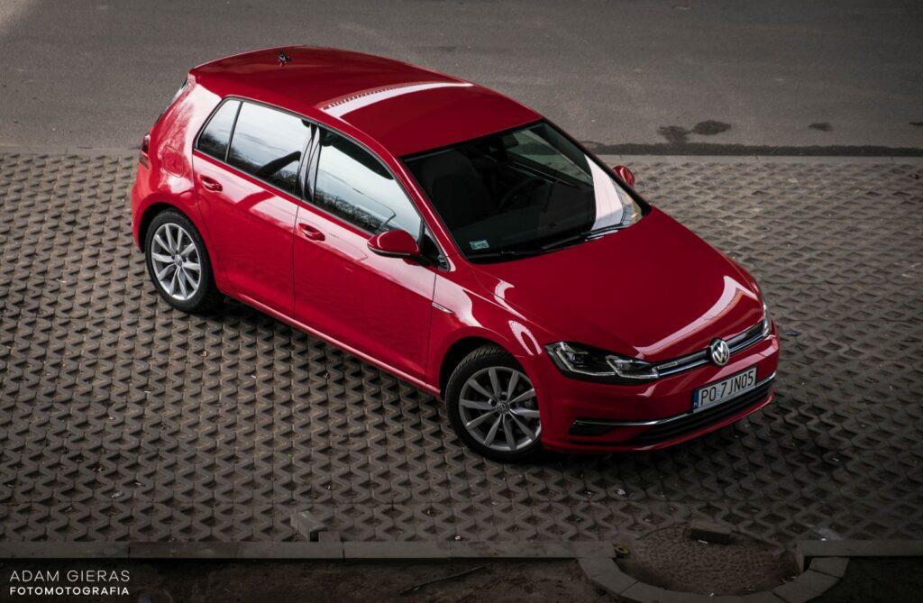golf tsi 5 1024x669 Test: Volkswagen Golf 1.5 TSI 130 KM   kondycja króla nadal dobra?