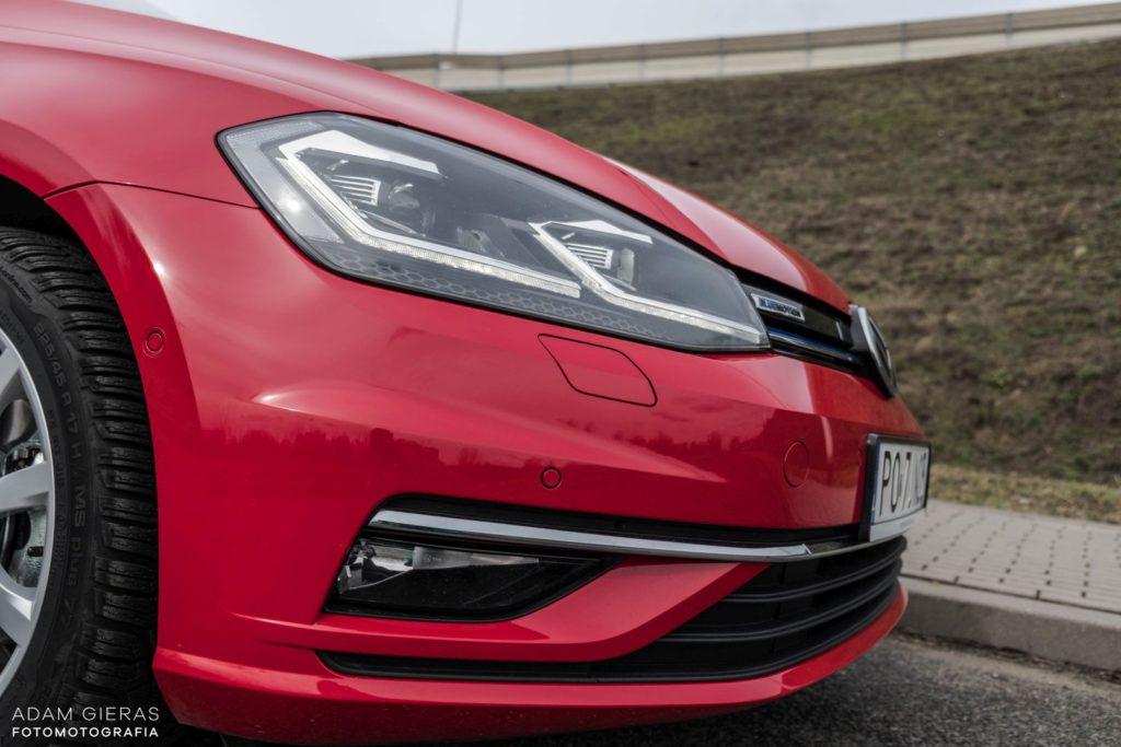 golf tsi 8 1024x683 Test: Volkswagen Golf 1.5 TSI 130 KM   kondycja króla nadal dobra?