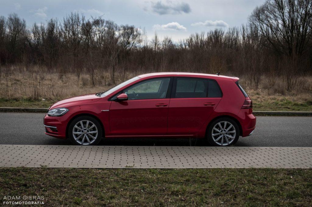golf tsi 9 1024x680 Test: Volkswagen Golf 1.5 TSI 130 KM   kondycja króla nadal dobra?