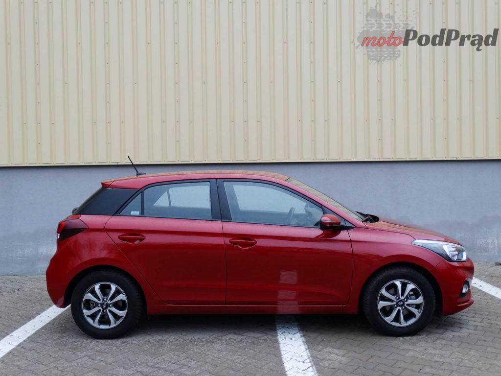 hyundai i20 1 1024x768 Test: Hyundai i20 1.2 MPI 84 KM   nie tylko miejski