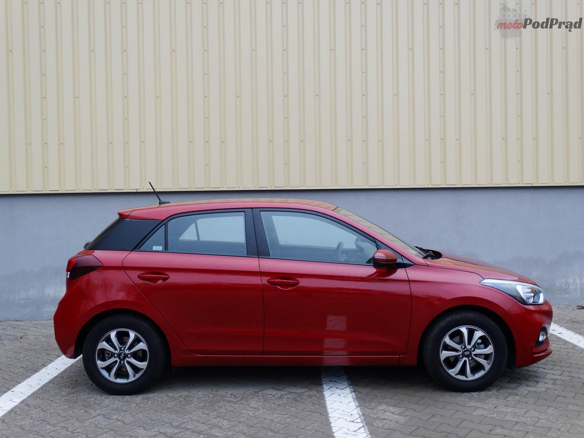 hyundai i20 1 Test: Hyundai i20 1.2 MPI 84 KM   nie tylko miejski