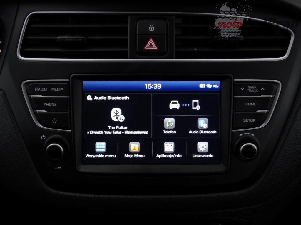 hyundai i20 10 1024x768 Test: Hyundai i20 1.2 MPI 84 KM   nie tylko miejski