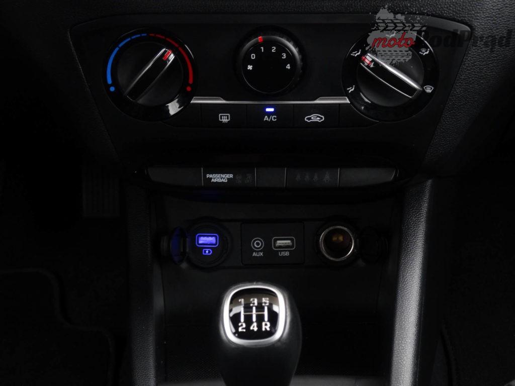 hyundai i20 12 1024x768 Test: Hyundai i20 1.2 MPI 84 KM   nie tylko miejski