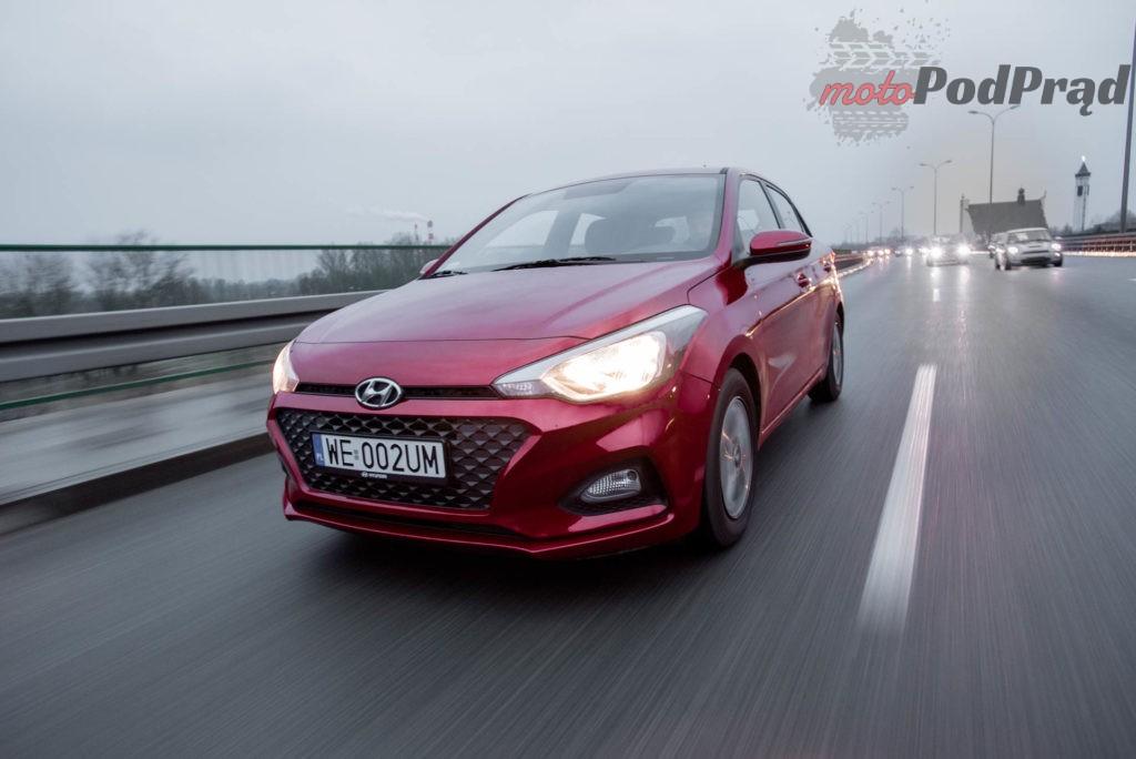 hyundai i20 14 1 1024x684 Test: Hyundai i20 1.2 MPI 84 KM   nie tylko miejski