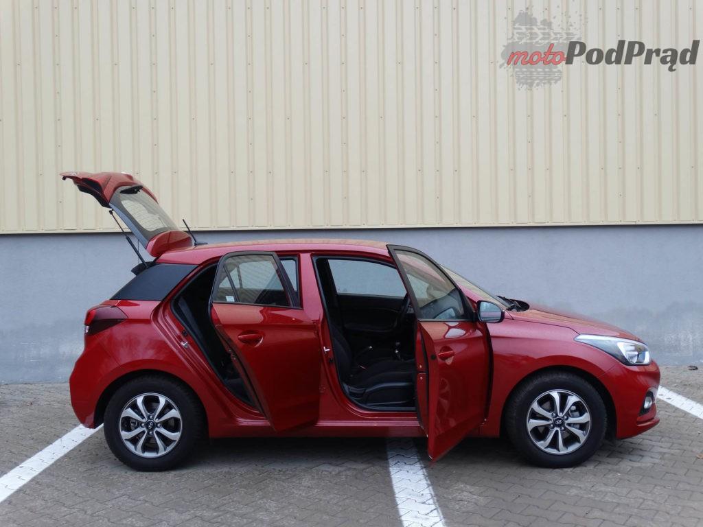 hyundai i20 2 1024x768 Test: Hyundai i20 1.2 MPI 84 KM   nie tylko miejski